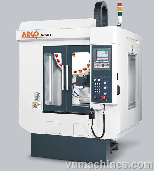 <p>Argo Milling Machine CNC Hi-Speed Machining Center A-60T</p>