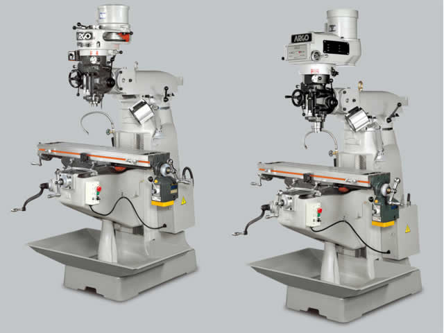<p>Argo Vertical Turret Milling Machine 2s 2vs Model	2S 2VS Spindle Motor 3HP Spindle Speeds(rpm)	80–2720(8 speeds) 70-500 low/600-4200 high</p>